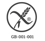 Look out for this gluten free sign on packaging,