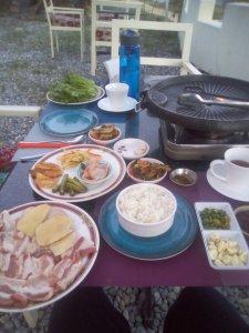 Gluten free , Korean bbq